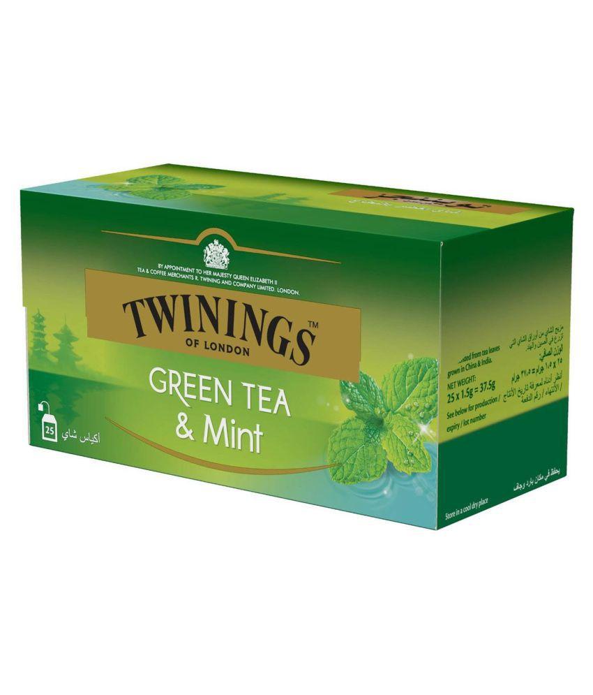 Twining's Green Tea Bags 37 gm