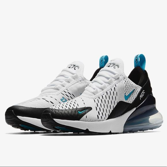 ad01660e7745 Nike AIR MAX 27O White Running Shoes - Buy Nike AIR MAX 27O White Running  Shoes Online at Best Prices in India on Snapdeal