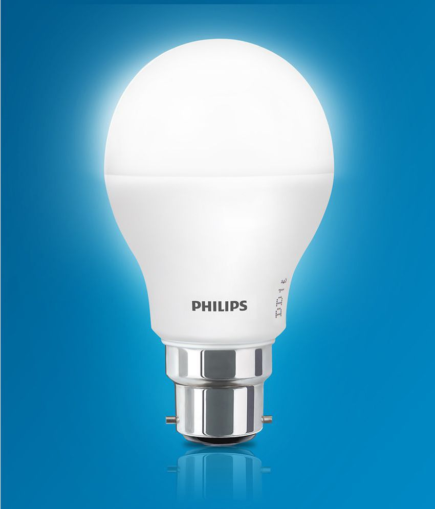 Philips 7W LED Bulbs Cool Day Light - Pack of 6: Buy ...