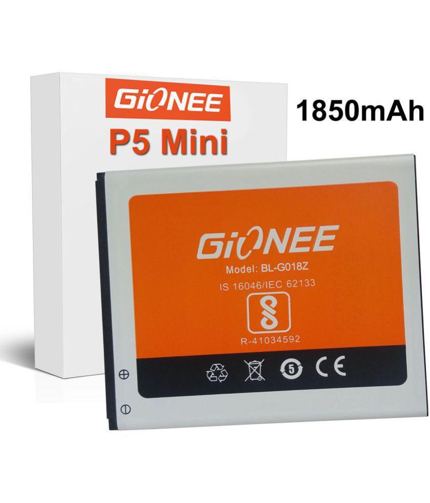 Gionee P5 Mini 1850 mAh Battery by Gionee