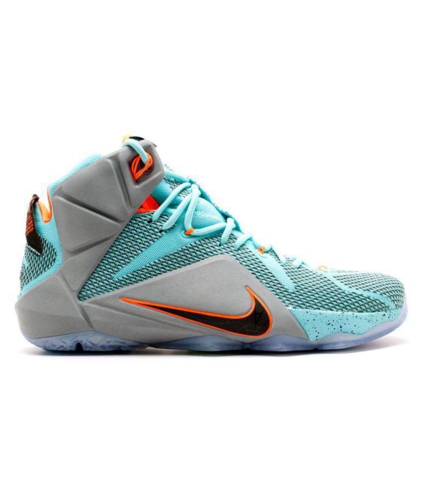 "Nike LEBRON 12 ""NSRL"" Multi Color Basketball Shoes - Buy ..."