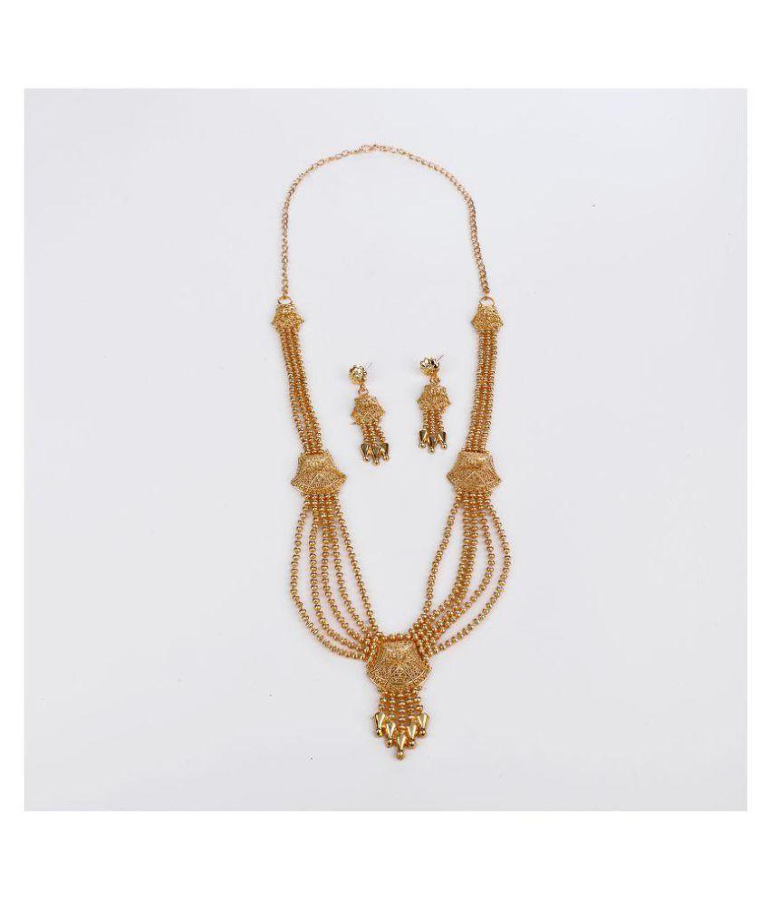 Vendee Fashion Necklaces Set