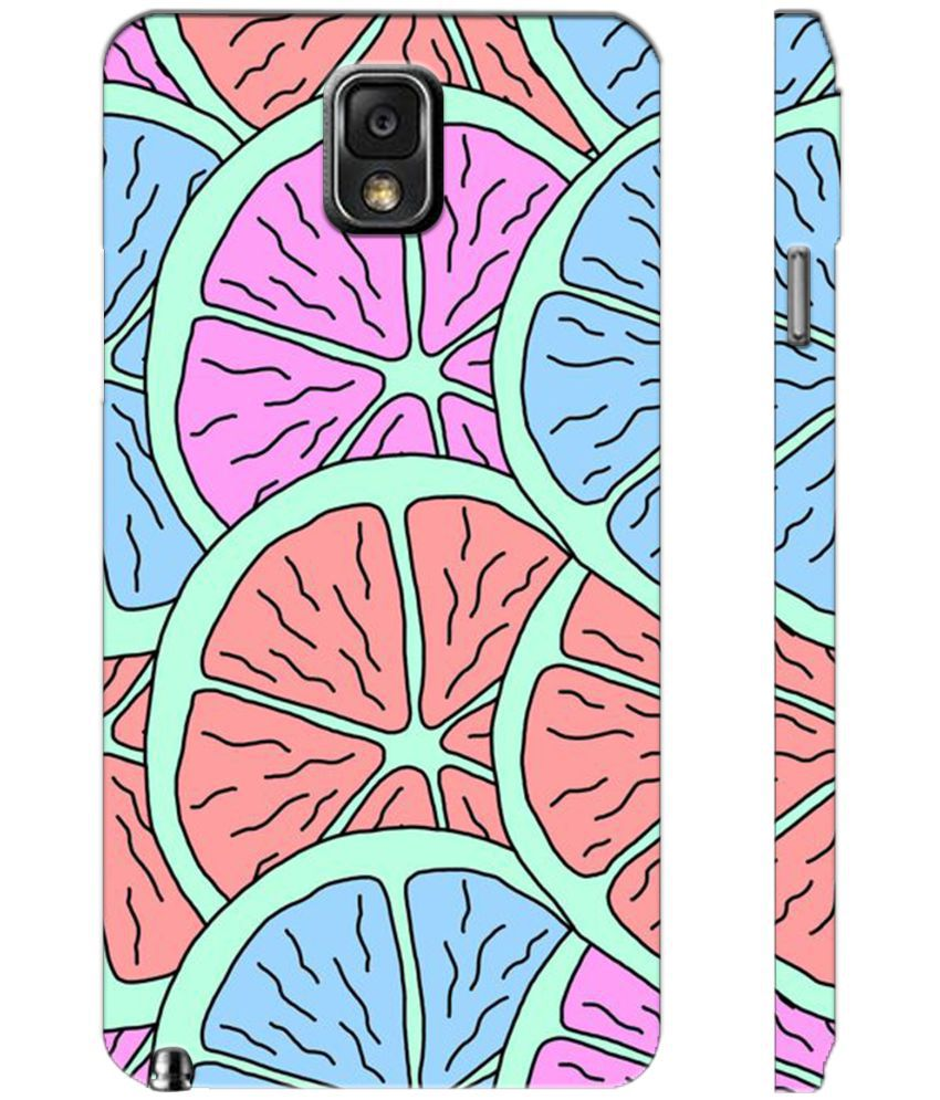 Samsung Galaxy Note 3 Printed Cover By Tecozo 3d Printed Cover