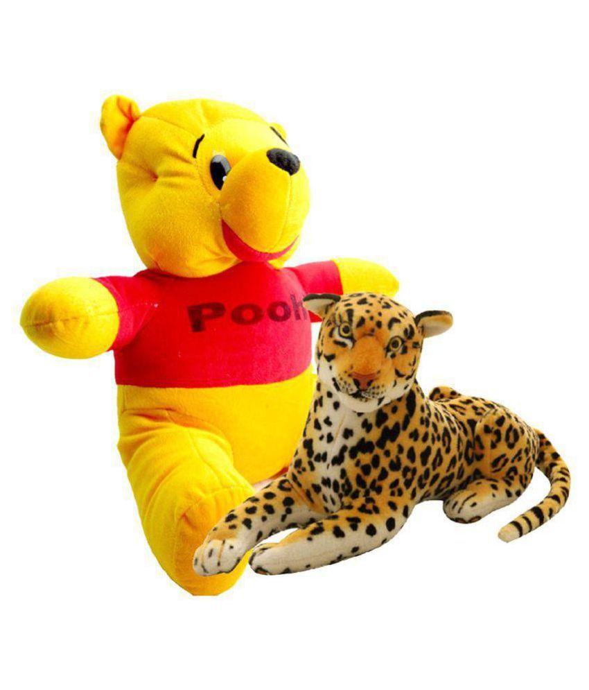 Yashi Enterprises Pooh with Tendua 40 CM