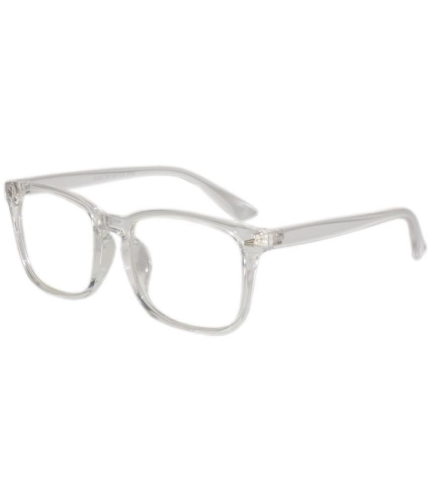 3a25d891a0 Peter Jones Clear Wayfarer Spectacle Frame 2379W - Buy Peter Jones Clear  Wayfarer Spectacle Frame 2379W Online at Low Price - Snapdeal