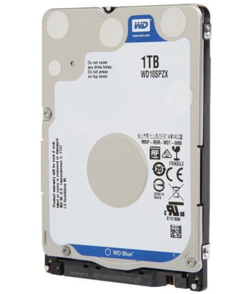 WD WD10SPZX 1 TB Internal Hard Drive Internal Hard drive