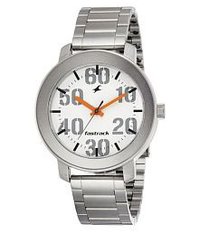 Fastrack 3121SM01 Metal Analog Men's Watch