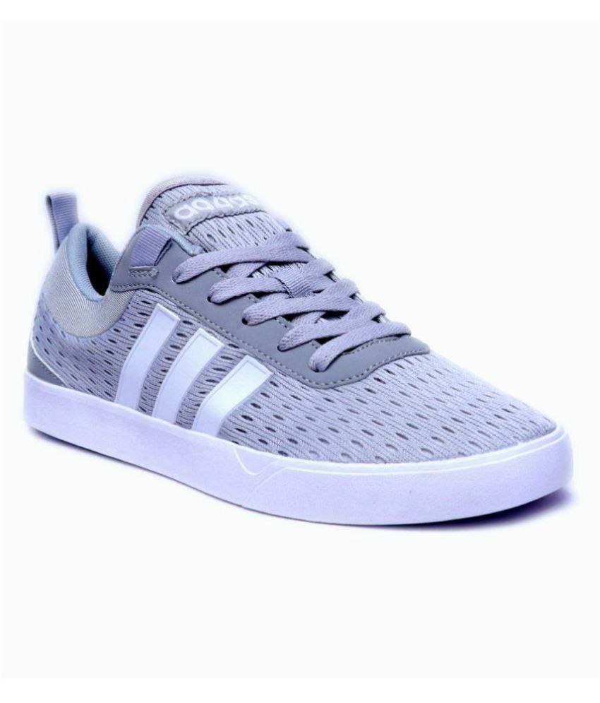 065aabe377fd Adidas Neo 5 Performance Sneakers Gray Casual Shoes - Buy Adidas Neo 5  Performance Sneakers Gray Casual Shoes Online at Best Prices in India on  Snapdeal