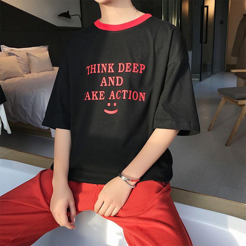MagicShow Black Cotton T-Shirt Single Pack