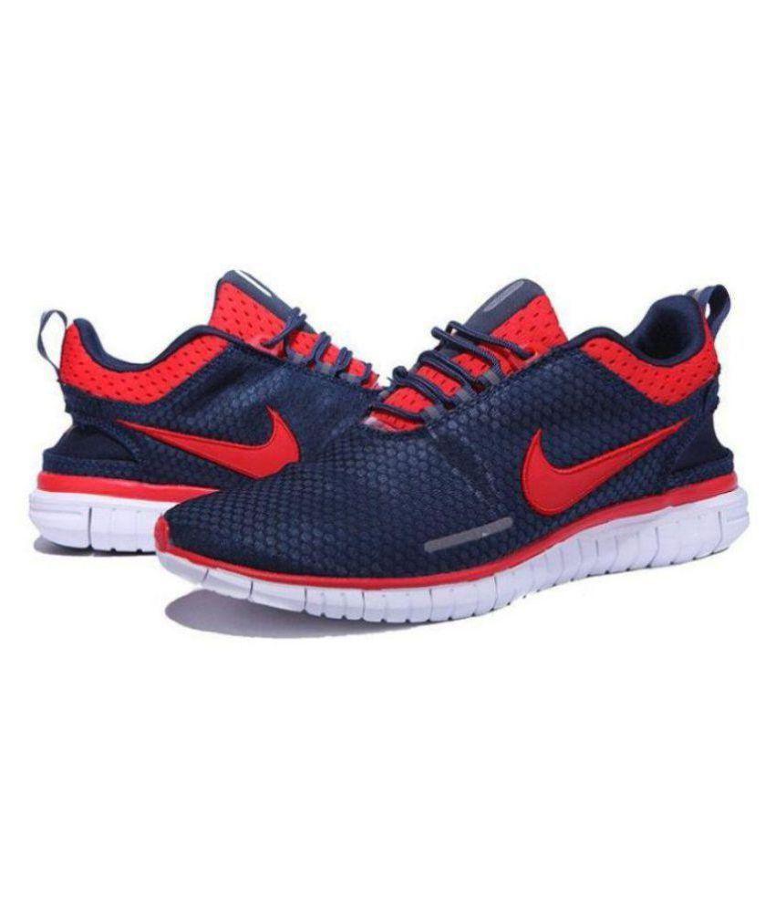 size 40 41936 adba5 Nike Free OG Breeze Blue Running Shoes