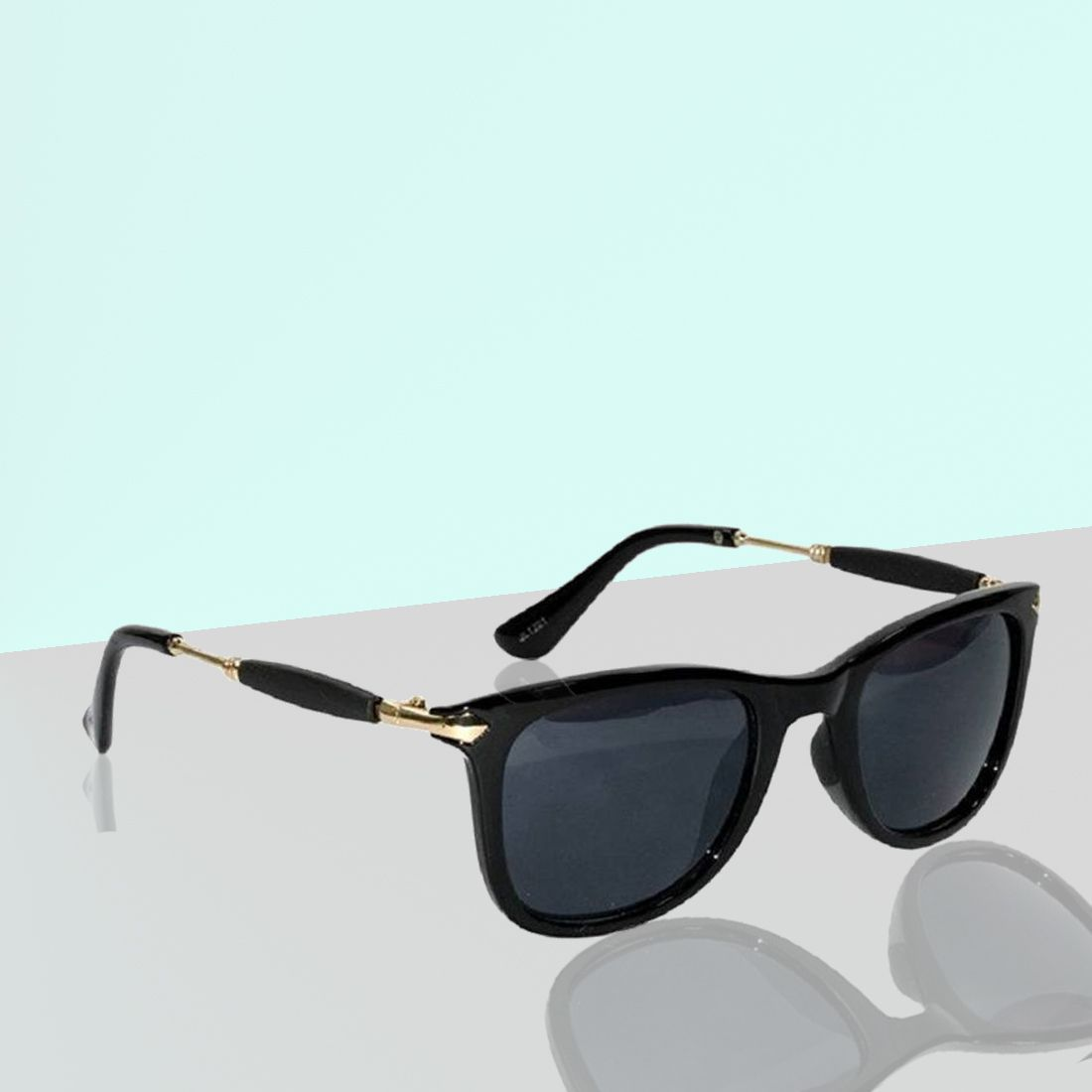 13bae47f59f Ray Ban Sunglasses Black Wayfarer Sunglasses ( 2148 ) - Buy Ray Ban  Sunglasses Black Wayfarer Sunglasses ( 2148 ) Online at Low Price - Snapdeal