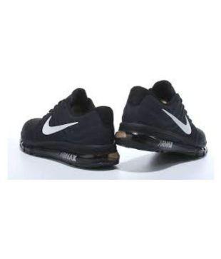 Nike Airmax 2017 Z Black Running Shoes