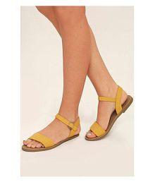 7313795226da6b Women s Sandals Upto 70% OFF  Buy Women s Sandals   Flat Slip-on ...