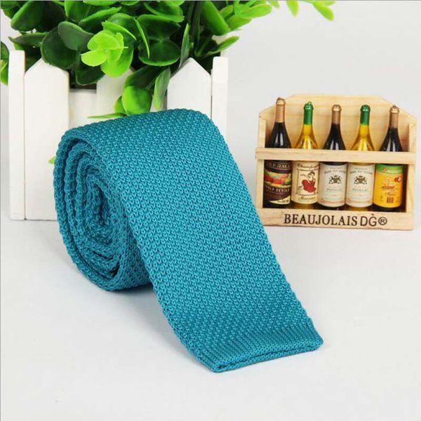 Kamalife Multi Plain Polyester Necktie