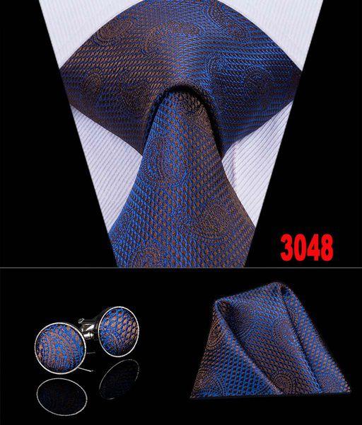Kamalife Multi Printed Silk Necktie