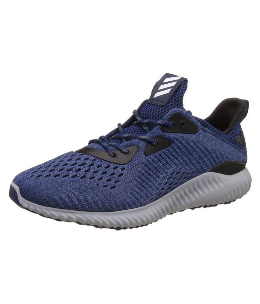5c6ac2c92 Adidas Alpha Bounce EM Navy Running Shoes - Buy Adidas Alpha Bounce EM Navy  Running Shoes Online at Best Prices in India on Snapdeal