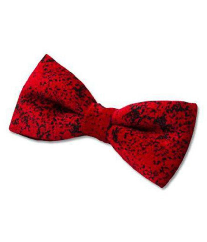 3a6e3b5844b51 to the nines Red Printed Micro Fiber Necktie  Buy Online at Low Price in  India - Snapdeal