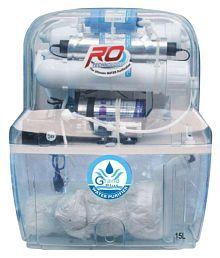 GRAND PLUS Aqua TPT 15LTRS 15 Ltr ROUVUF Water Purifier