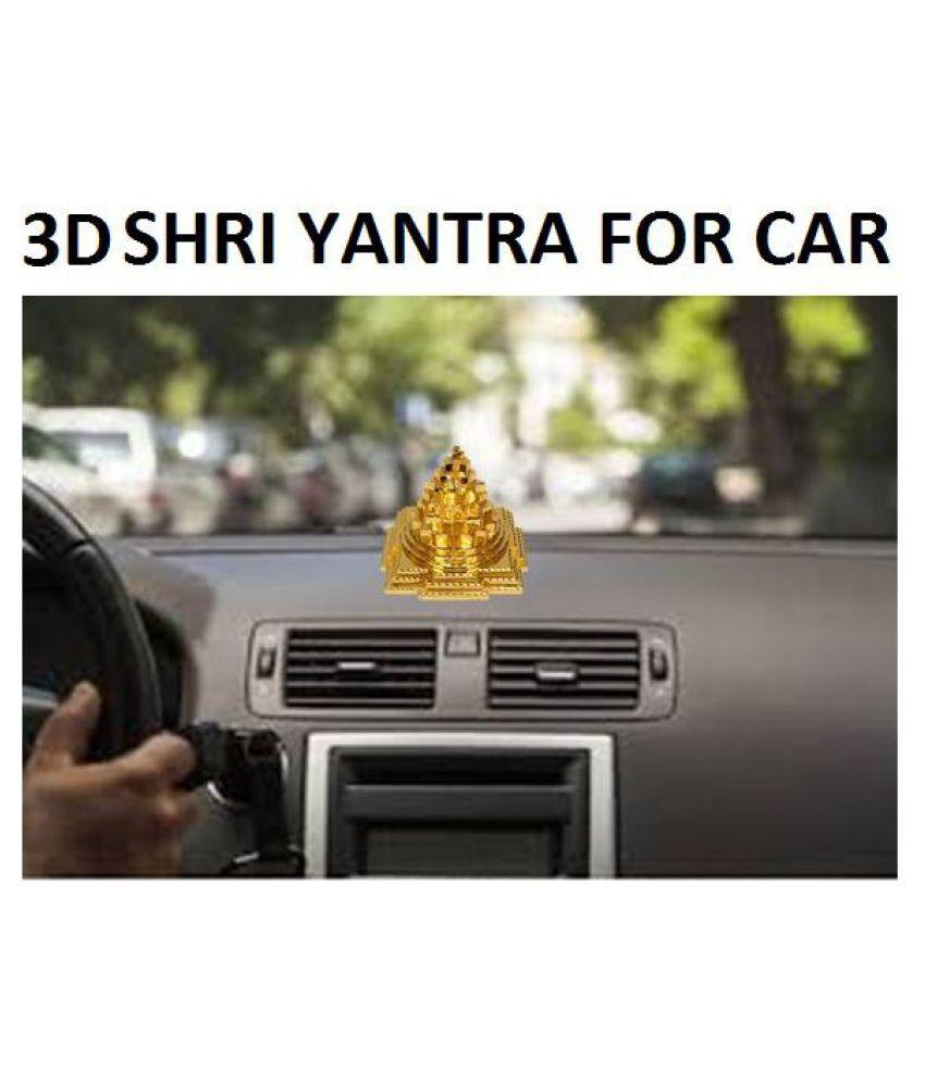 Loard Shiva Dashboard Trims Golden
