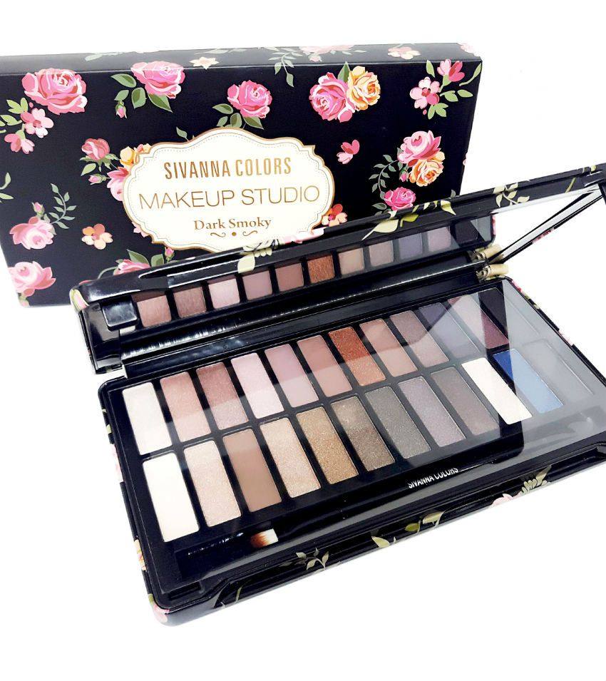 Sivanna Makeup Studio 24 Color Eyeshadow Palette : Buy Sivanna Makeup Studio 24 Color Eyeshadow Palette at Best Prices in India - Snapdeal