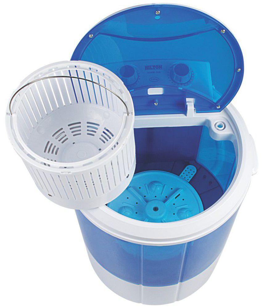 Hilton 3 Kg Mini Semi Automatic Washer Amp Dryer Washing