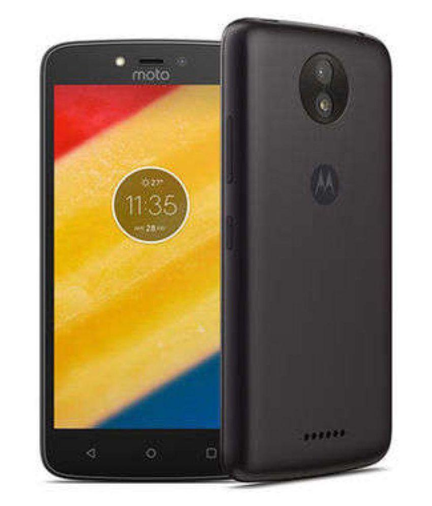 Motorola moto c 1gb RAM-16gb INTERNAL,5''screen ( 16GB , 1 GB ) Black