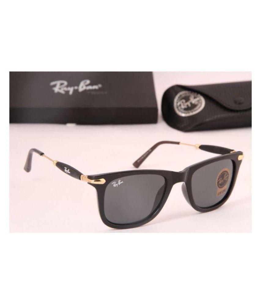 5e22558cde Ray Ban Avaitor Black Wayfarer Sunglasses ( RB 2148 ) - Buy Ray Ban ...