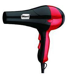 Inext INEXT 037 HAIR DRYER Hair Dryer ( RED & BLACK )
