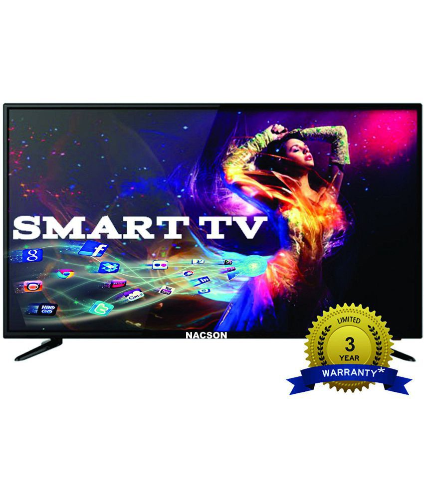 Nacson NS4215smart 102 cm (40 ) Smart Full HD (FHD) LED Television With 1+2 Year Extended Warranty