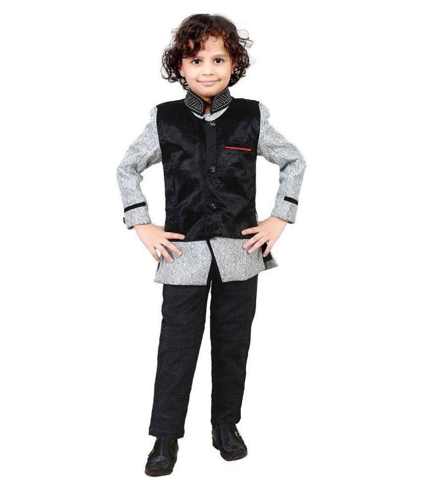 Shirt & Pant with waistcoat