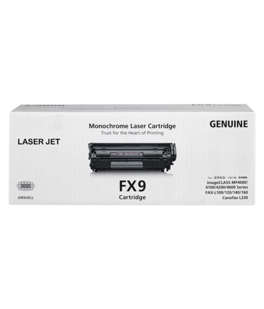 laserjet Canon FX9 Black Single