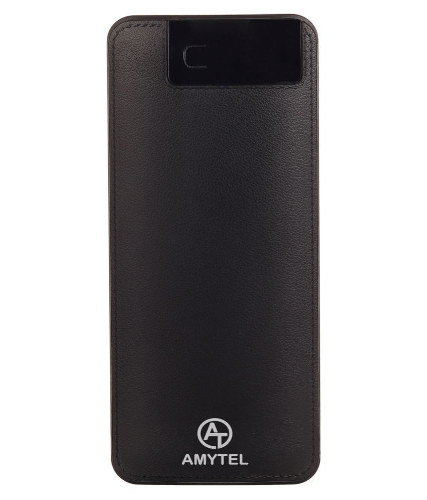 d6f9b21da8e AMYTEL AT-R6 20000 -mAh Li-Ion Power Bank Black - Power Banks Online at Low  Prices