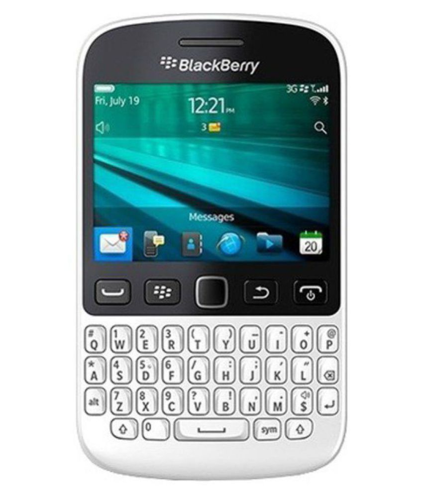 BlackBerry 9720 (White)