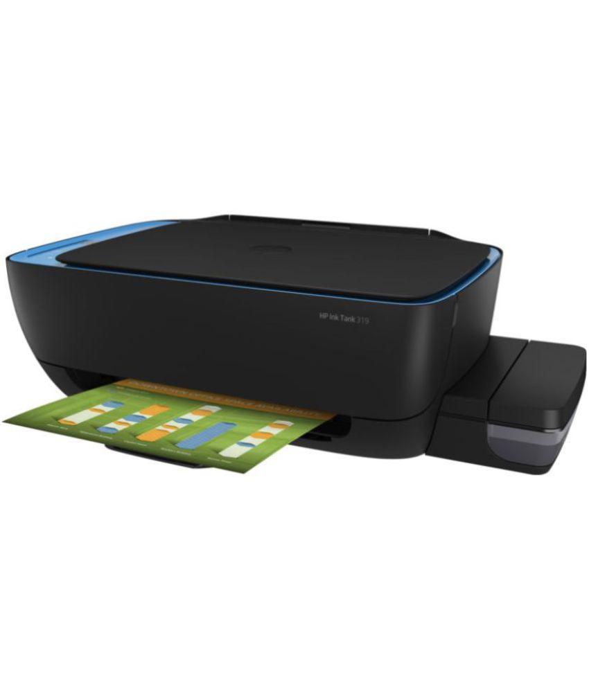 HP 319 Multi Function Ink Tank Printer