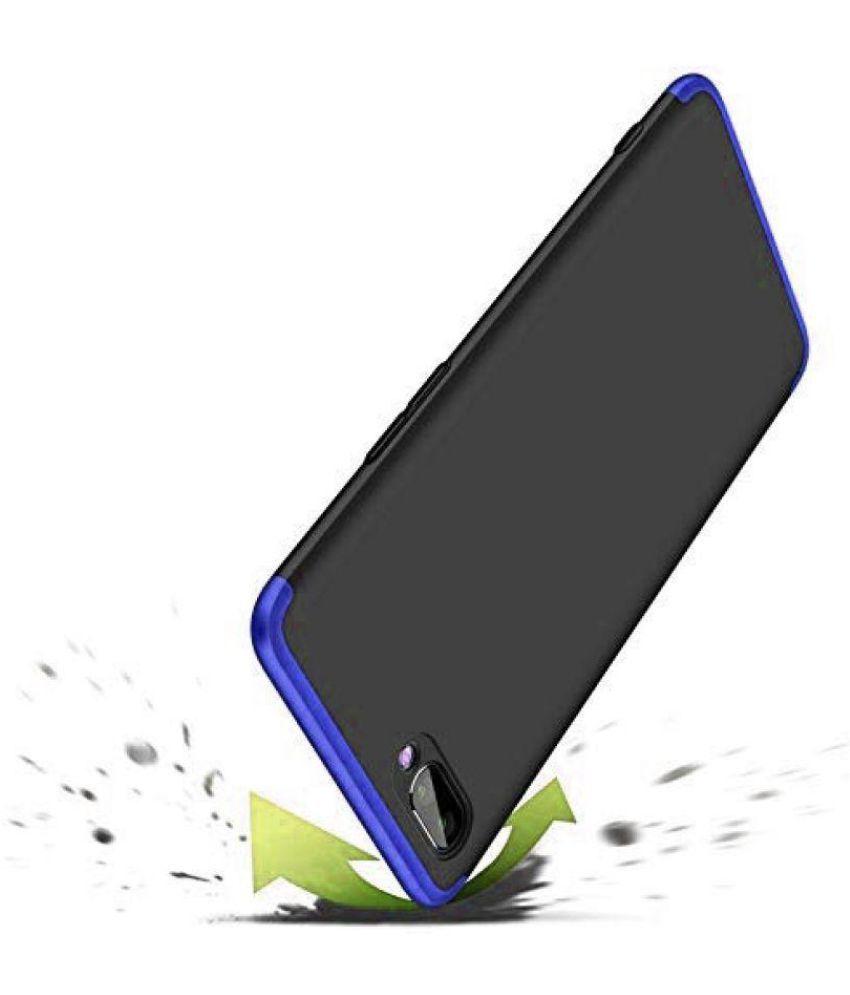 innovative design d4863 df175 Oppo A3s Shock Proof Case JMA - Blue Original Gkk 360° Protection Slim Case