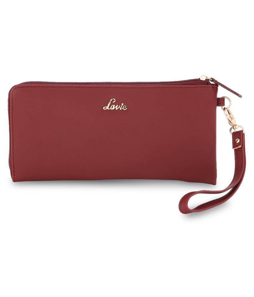 Lavie Red Wallet