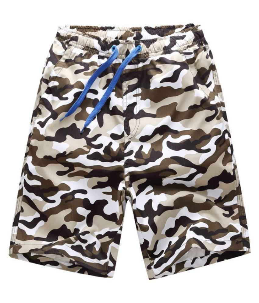 Levaso Multi Shorts