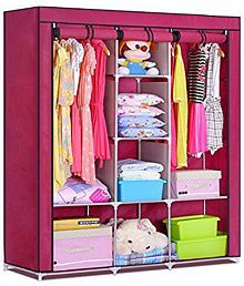 0ad4465a358 Collapsible Wardrobes  Buy Collapsible Wardrobes Online at Best ...