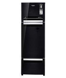 Whirlpool 260 Ltr 283D Protton Roy, Caviar Black Multi Door Refrigerator