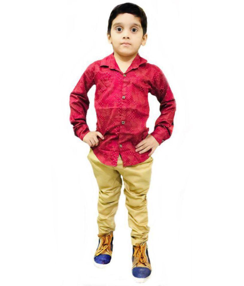 0b73f6f893a1d Boys Party Wear Latest model Shirts and pant dress set - Buy Boys ...