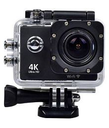 SunDel 16MP 4k Action Camera