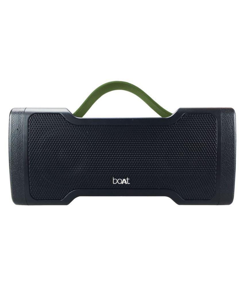 Boat Stone 1000 14 W Bluetooth Speaker (Black)