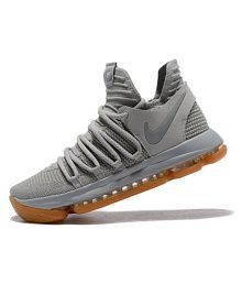info for be2b2 1f714 Quick View. Nike Zoom KDX Gray Basketball Shoes
