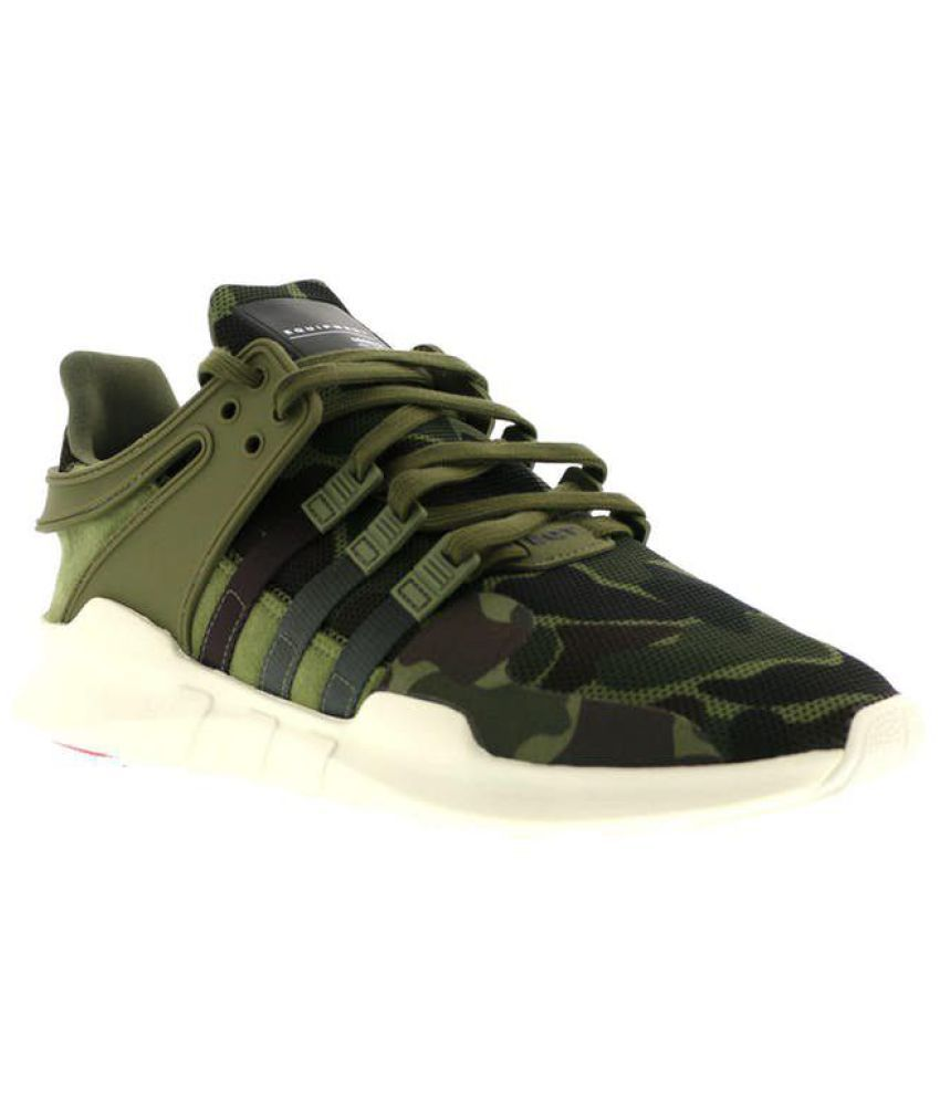 4e2e885e8cef Adidas EQT Support Olive Running Shoes - Buy Adidas EQT Support Olive  Running Shoes Online at Best Prices in India on Snapdeal