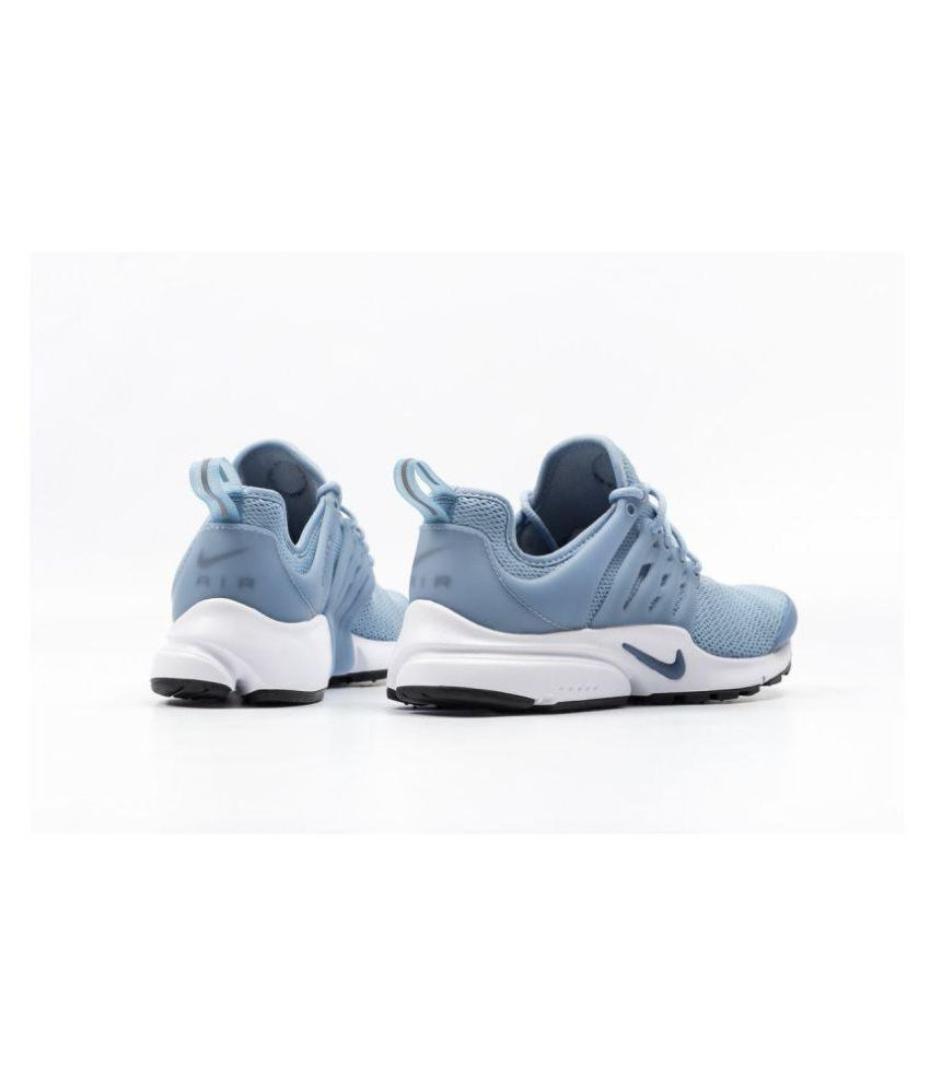 cheap for discount 7c25a a90dc Nike Presto iD Blue Womens Running Shoes