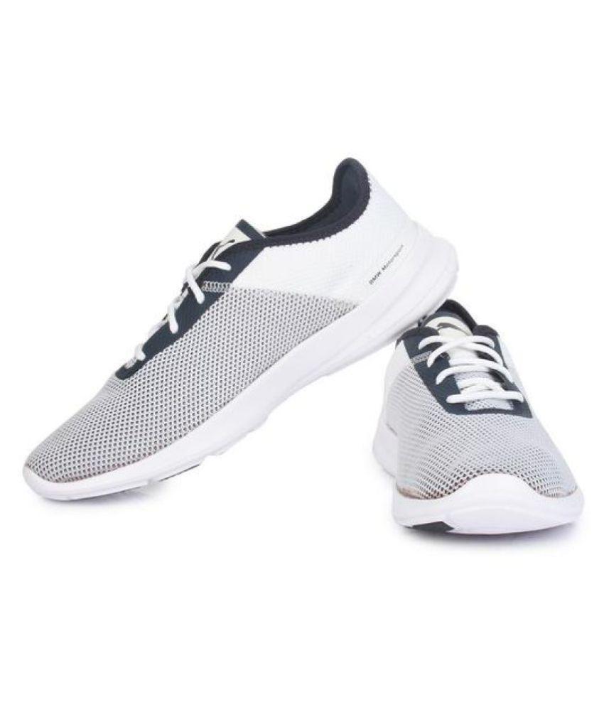 Puma BMW MS Runner Gray Running Shoes - Buy Puma BMW MS Runner Gray ... 0db573948