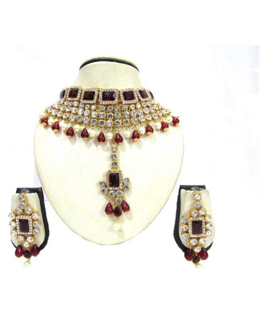 SHREE MAULI CREATION Necklaces Set