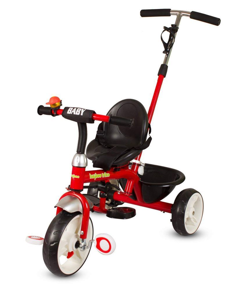 7bcc399d591 ... Baybee Blazer 2 in 1 Tricycle Learn to Ride Trike with Parent Control |  Plug and