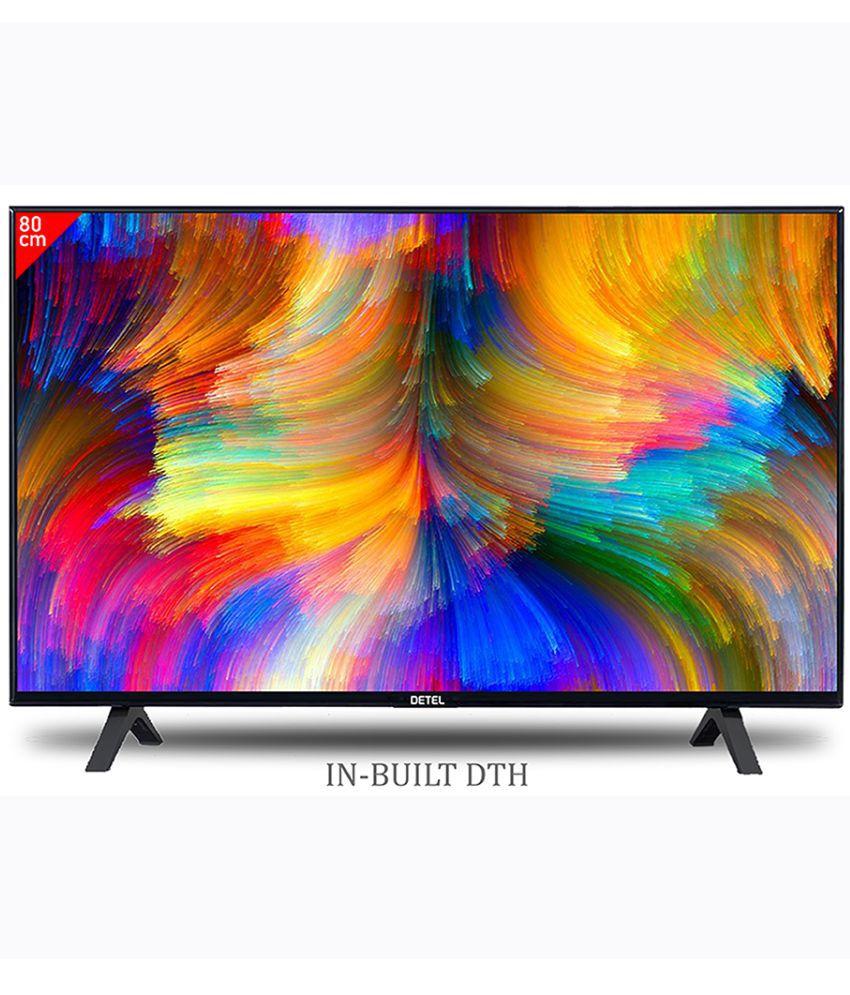 DETEL DI3207MDTH 80 cm ( ) HD Ready (HDR) LED Television