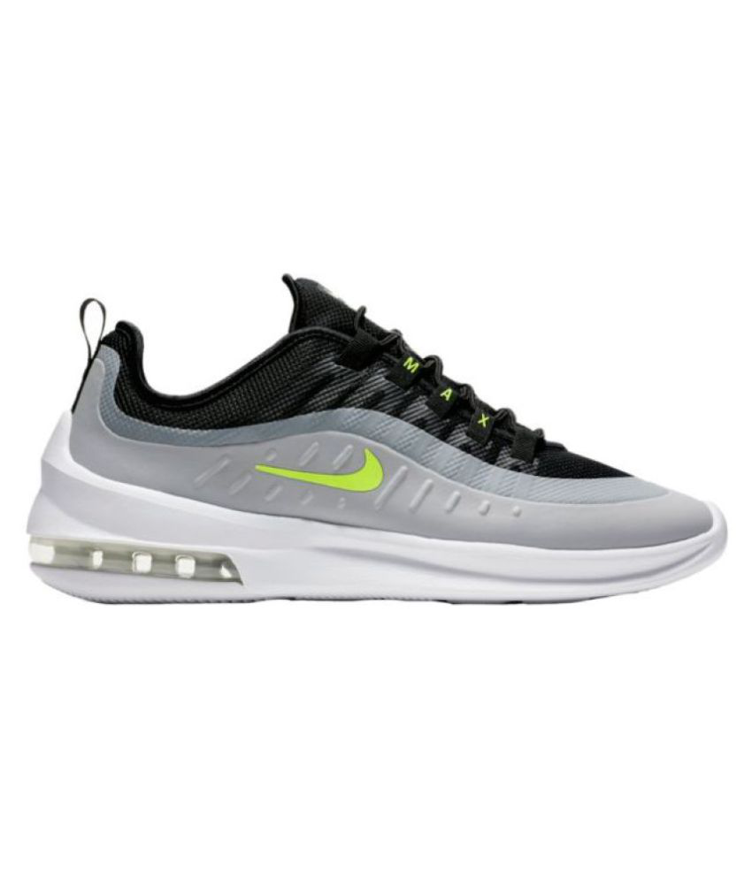 c889b308d68 Nike Air Max Axis 2018 Grey Running Shoes - Buy Nike Air Max Axis 2018 Grey Running  Shoes Online at Best Prices in India on Snapdeal